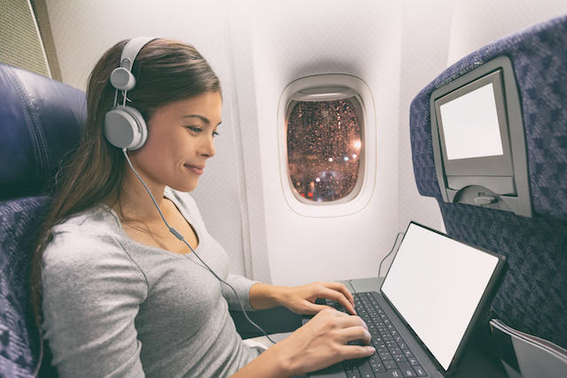 Make Long Distance Flights More Comfortable With These Tips