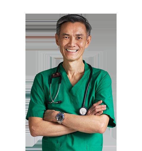 Dr. Winston Jong