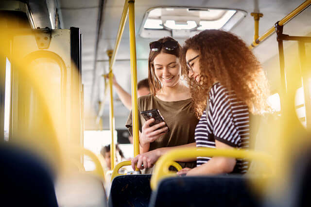 3 Key Reasons To Take The Public Bus When Travelling Abroad